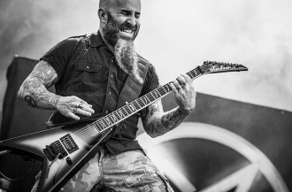 Anthrax, Скотт Иэн
