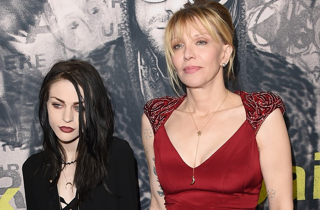 James norley dating courtney love 1