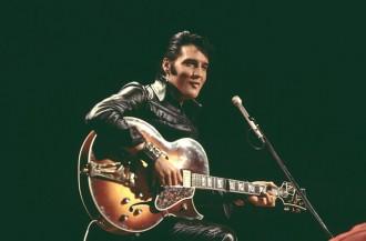 Элвис Пресли 1968
