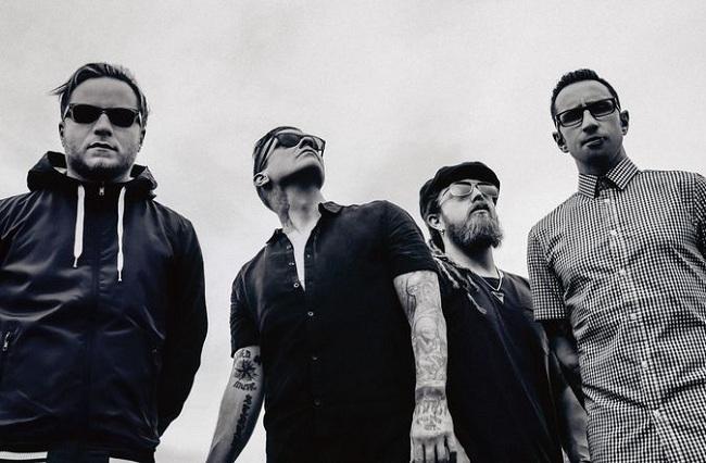 SHINEDOWN презентовали трек «Black Cadillac»