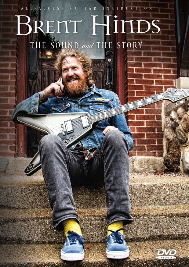 BRENT HINDS, The Sound And The Story