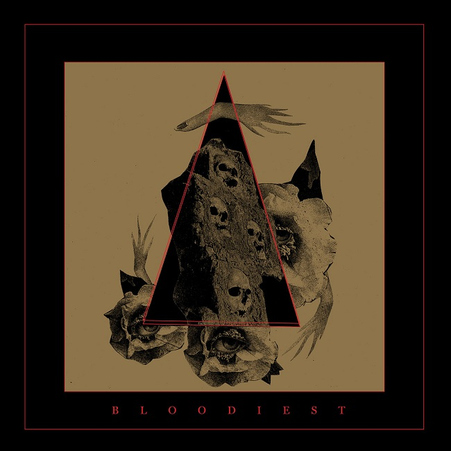BLOODIEST, eponymous album
