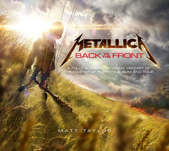 METALLICA, Back to the Front