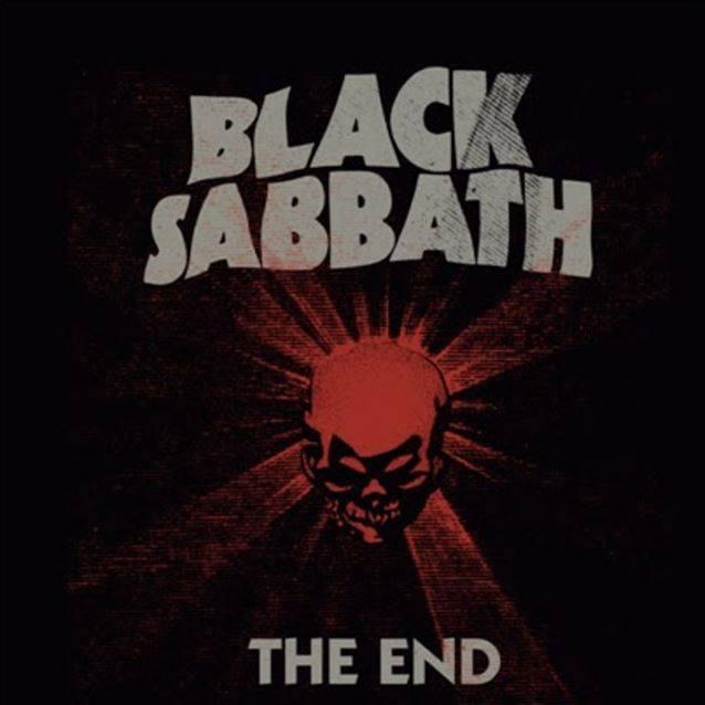 BLACK SABBATH, The End