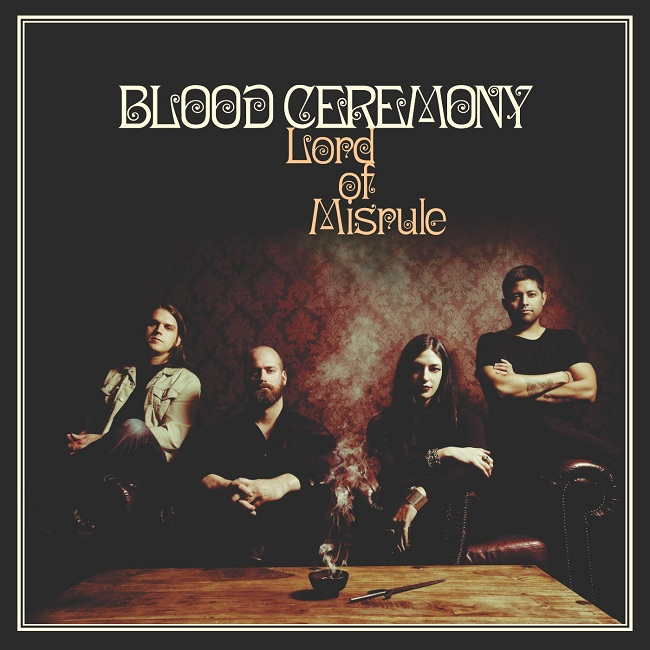 BLOOD CEREMONY, Lord of Misrule