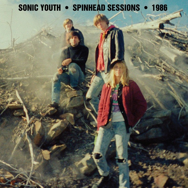 SONIC YOUTH, Spinhead Sessions