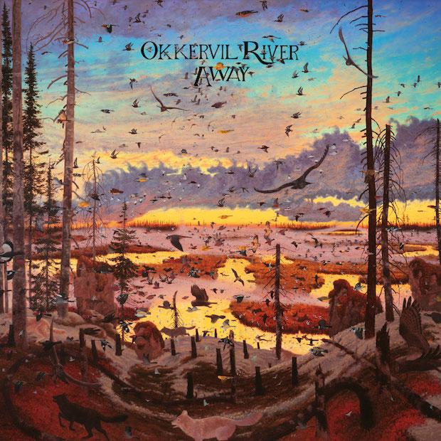 OKKERVIL RIVER, Away