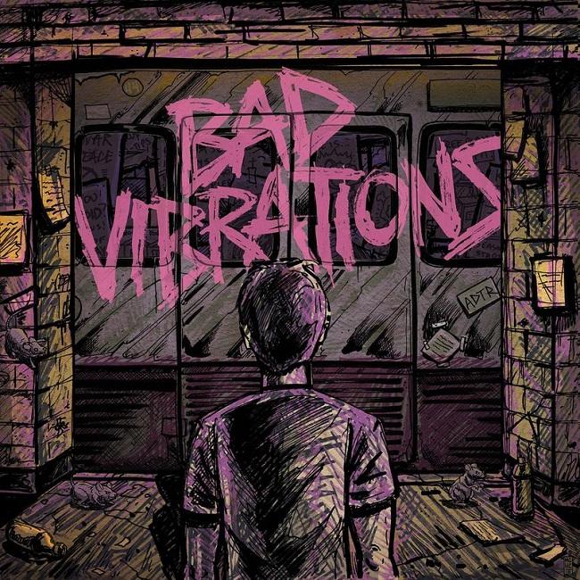 A DAY TO REMEMBER, Bad Vibrations