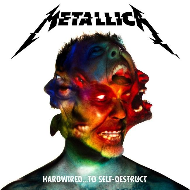 METALLICA, Hardwired ... to Self-Destruct