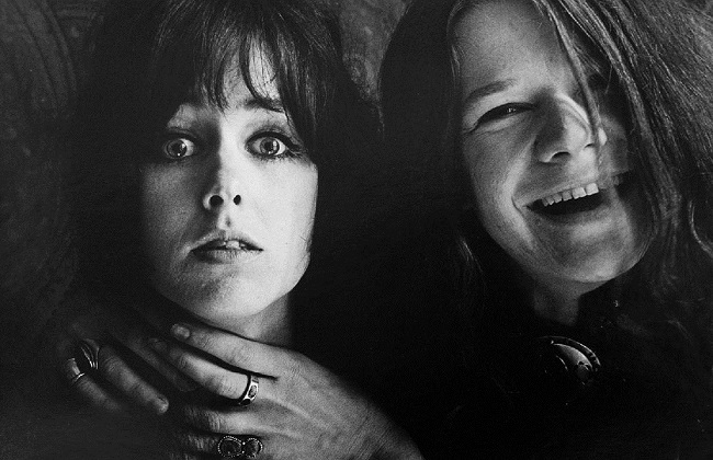 Грейс Слик, Grace Slick, JEFFERSON AIRPLANE