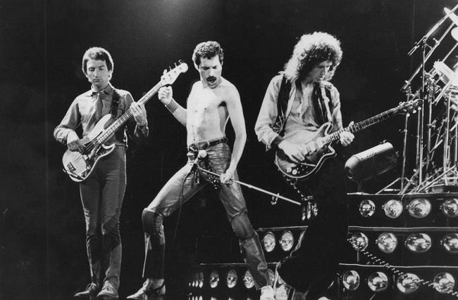 QUEEN, Bohemian Rhapsody, хор