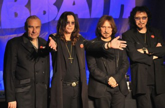 Black Sabbath, Билл Уорд