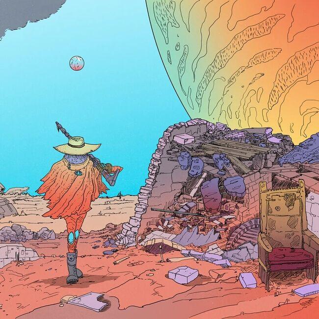 WALLOWING, Planet Loss (2021)